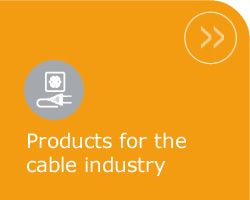 Products for the cable industry